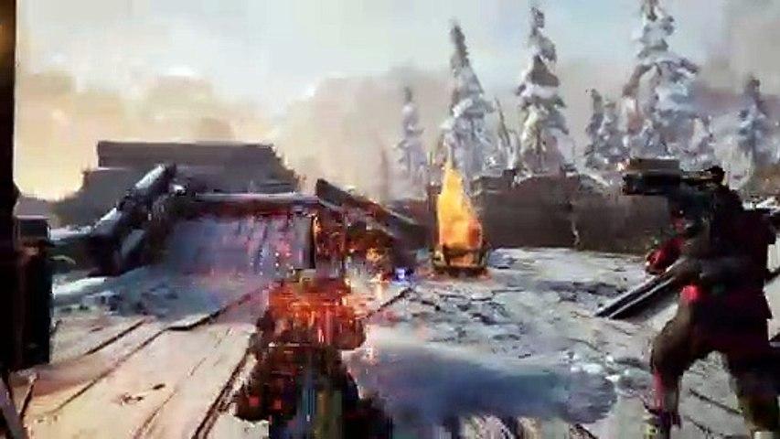 Scavengers - Du gameplay pour le shooter coopératif et compétitif