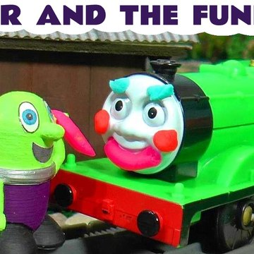 Thomas and Friends Oliver spends a Fun day with the Funny Funlings in this Family Friendly Full Episode English Toy Story for Kids from Kid Friendly Family Channel Toy Trains 4U