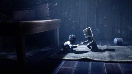 Little Nightmares II (Nintendo Switch Announcement Trailer)