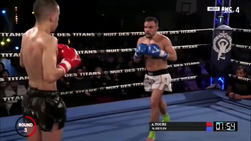 Combat Nicolas Hulin