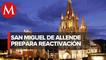 San Miguel de Allende se prepara para recibir a turistas en las fiestas patrias