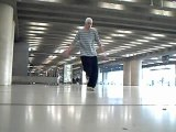 Bboyz - Gare de Lyon (16-02-2008) part 1
