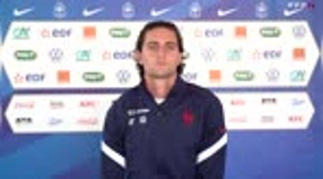 """Juventus - Rabiot : ''Pirlo, pour un milieu, c'est le must"""""""