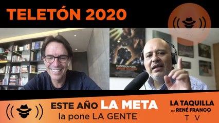 ¡EXCLUSIVA! Fernando Landeros explica todo lo que sigue para Teletón. ¡Ya reabrieron!