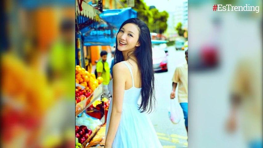 Así luce en la actualidad 'Mei Ying', la niña de 'Karate Kid'