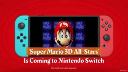 A New Mario Collection