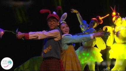 """謝欣芷 -〈一點一點亮〉愛唱歌2020親子演唱會《瑞比和安弟的樹洞狂想》LIVE演唱版 / Kim Hsieh-The Firefly """"Fantastic Tree Cave Adventure"""""""