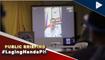 #LagingHanda | Sen. Bong Go, nagpaabot ng tulong sa mga biktima ng sunog sa Agusan del Norte