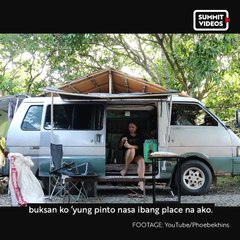 This Pinay Has Been Living Her Best Life in a Van for Two Years