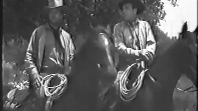 "Classic TV Westerns - Annie Oakley - ""Annie and The Bicycle Riders""  (1956)"