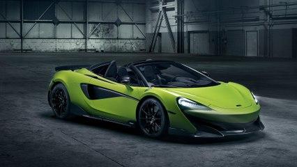 Besser als ein Porsche Turbo? McLaren bläst mit dem 600LT zum Angriff