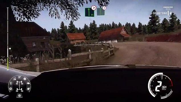 WRC 9_Premier Tuto Spéciale