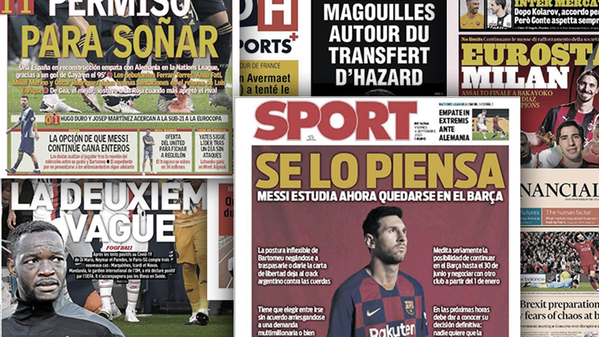 Le plan de Ronald Koeman pour Ousmane Dembélé, rebondissement inattendu pour l'avenir de Luis Suárez