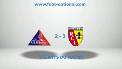 TALENT FOOT NATIONAL - 3ème journée National 2 Groupe B