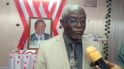 Me Tchassona Traoré se rappelle le temps où il séchait les cours pour aller suivre les plaidoiries de Me Agboyibo au Tribunal de Sokodé
