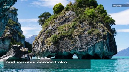 These Amazing and Beautiful 6,000-Year-Old Marble Caves Are Only Accessible by Boat
