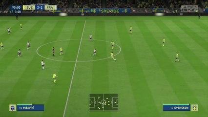 FIFA 20 : notre simulation Suède - France (Ligue des Nations)