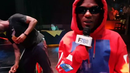 F78NEWS: It seems the Burna Boy collaboration that Wizkid promised us is about to surface.