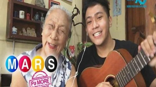 Mars Pa More: Binatang naka-jamming ang kanyang lolo't lola, viral sa social media! | Pusuan Mo Mars