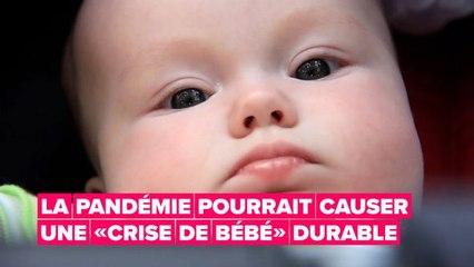 La pandémie pourrait entraîner une importante pénurie de bébés aux États-Unis