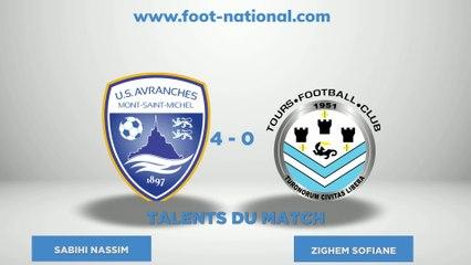 TALENT FOOT NATIONAL - 1ère journée U19 National Groupe C