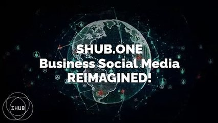 SHUB.ONE Business Social Media