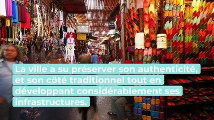 Marrakech, la capitale incontestée du tourisme marocain