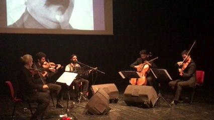 Anadolu Quartet & Cem Doğan - Gelsem