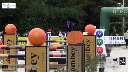 GN2020 | SO_07_Tours | Pro Elite Grand Prix (1,50 m) Grand Nat | Felix JARRY | BOSKOF DE FALERE