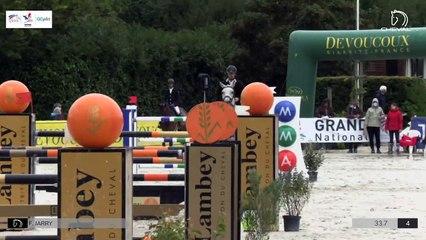 GN2020 | SO_07_Tours | Pro Elite Grand Prix (1,50 m) Grand Nat | Marie PELLEGRIN | BOREALE DE FONDCOMBE
