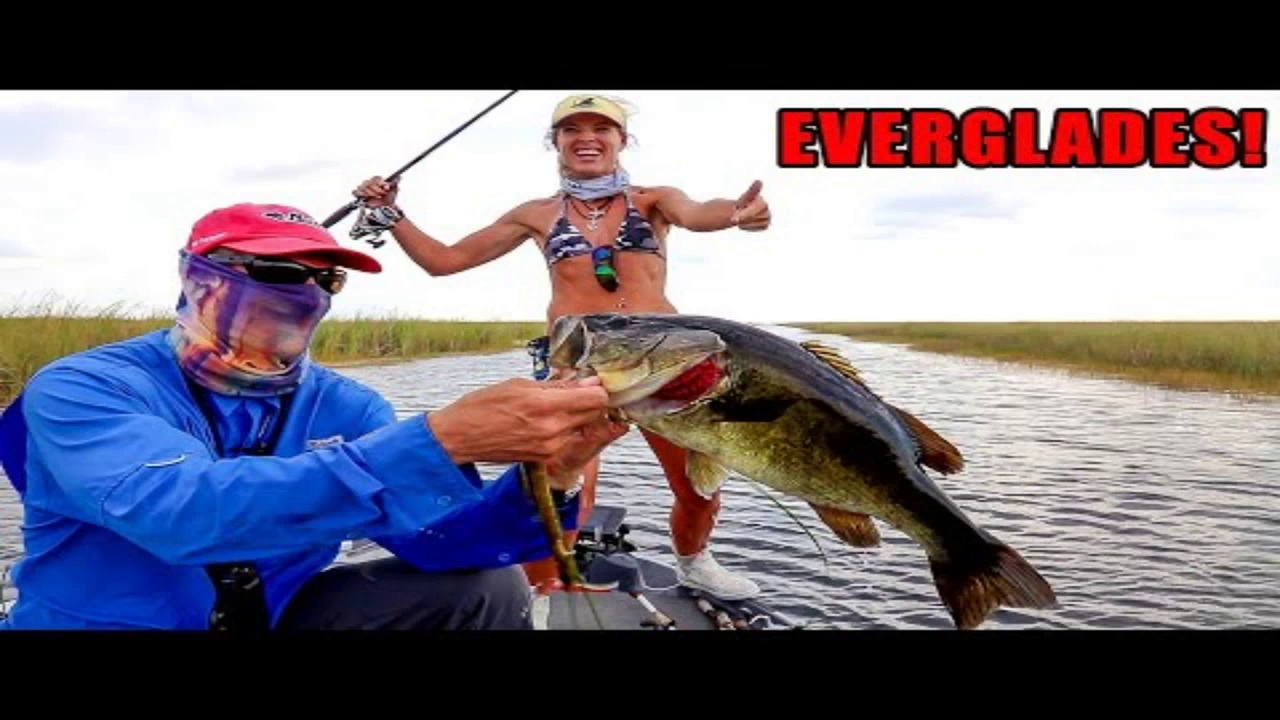 Fishing the Florida Everglades ft. SECRET How To Fishing Tips REVEALED!