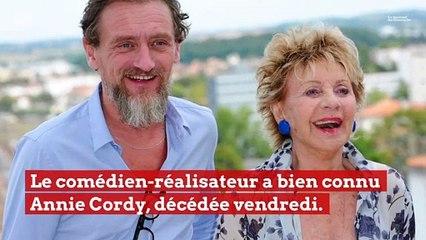 Annie Cordy à Jean-Paul Rouve : 'Quand je vais mourir, on se souviendra de Tata Yoyo'