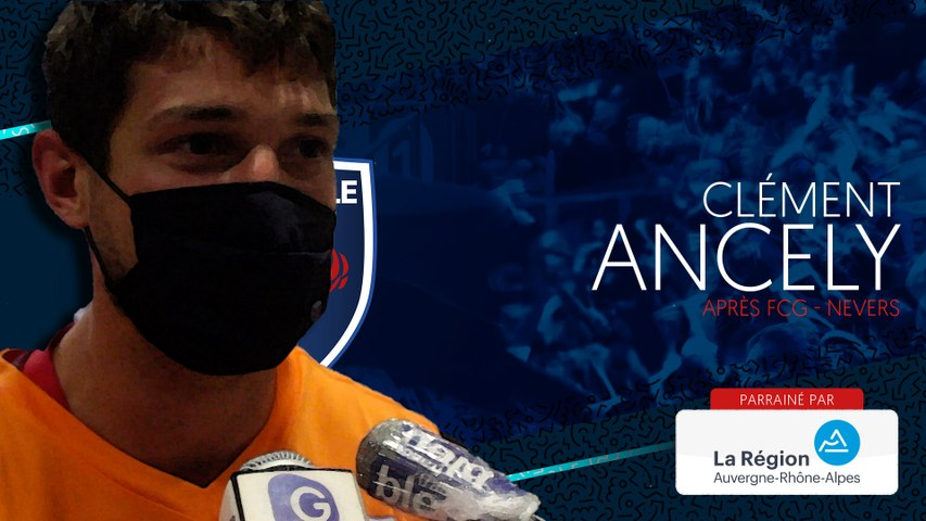 Video : Video - Clément Ancely : « Si on pouvait avoir un peu plus de supporters, ce serait sympa »