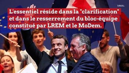 EXCLUSIF. Emmanuel Macron lance sa coalition