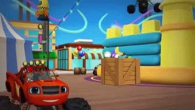 Blaze and the Monster Machines Season 3 Episode 1 Dinocoaster