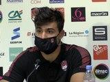 """Clément Laporte : """"On a l'impression de leur avoir laissé le match"""""""