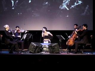 Anadolu Quartet & Mehtap Arslanargun - Pitê mi