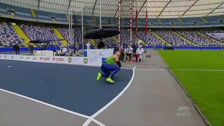 Athlétisme - Johannes Vetter : 97.76m ! That's it, that's the tweet at Continental Tour Gold