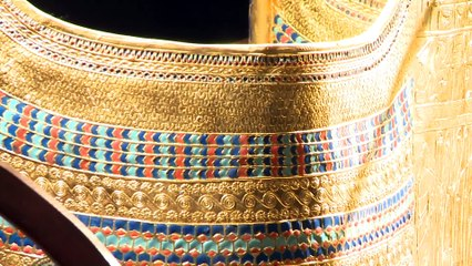 Exposition Toutankhamon, à la découverte du pharaon oublié