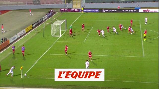Tous les buts de Malte-Lettonie - Foot - L. nations