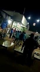 Paramjeet Singh, owner of Sher-e-Punjab Dhaba, Mugdampur in Karimnagar, Telangana beaten