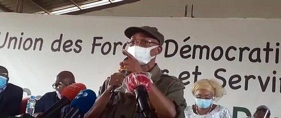 """Cellou Dalein Diallo investi candidat de l'UFDG à la présidentielle : """"2020 n'est pas 2010...''"""