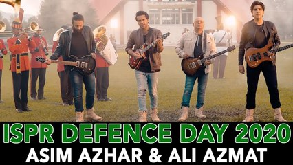 Har Ghari Tayyar Kamran | Defence & Martyrs' Day Song | Ali Azmat, Ali Hamza, Asim Azhar, Ali Noor
