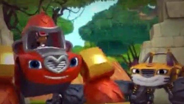 Blaze and the Monster Machines Season 3 Episode 9 Animal Island