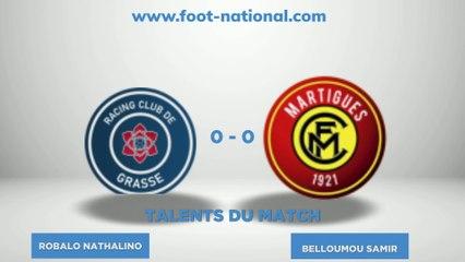 TALENT FOOT NATIONAL - 4ème journée National 2 Groupe C
