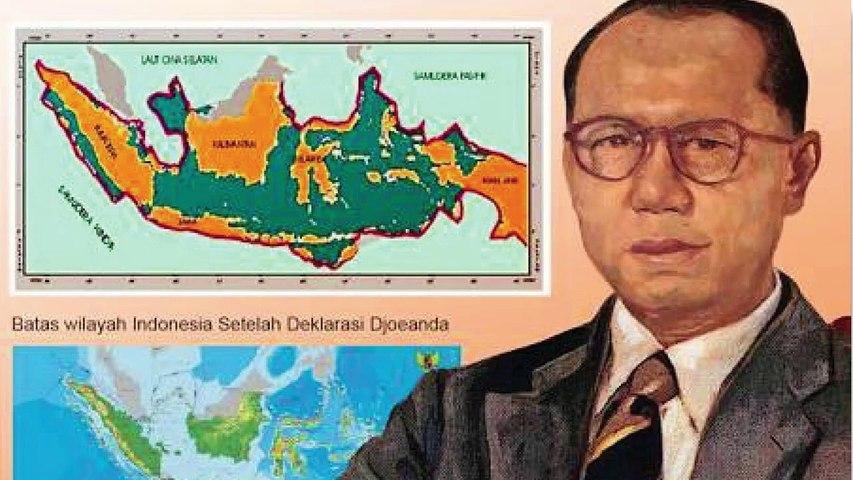 Ir. H. Djuanda dan Infrastruktur Indonesia