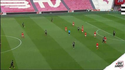Amical. Benfica Lisbonne / Stade Rennais F.C. : résumé