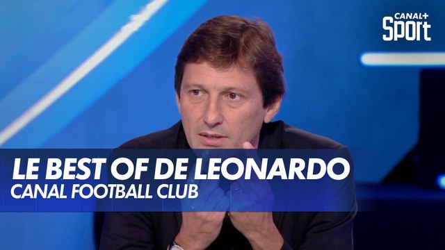 Le best of de Leonardo au Canal Football Club