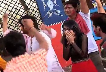 Kumkum Bhagya - Abhi & Pragya Dance In Holi Celebration - Watch Full Video - Happy Holi