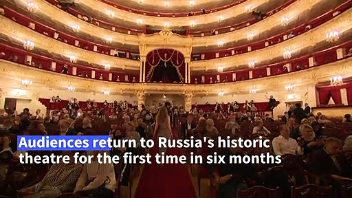 """Bolshoi Theatre opens season with """"Don Carlos"""", and Covid-19 prevention measures"""